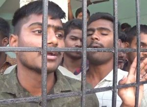 TDP MLA-owned Vizag Defense Academy locks students in cell for protest against poor facilities