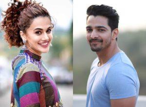Harshavardhan, Tapsee team up for `Haseena Dil Ruba'