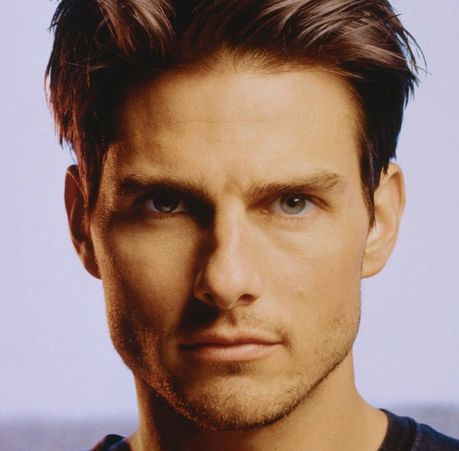 Tom Cruise Eyes