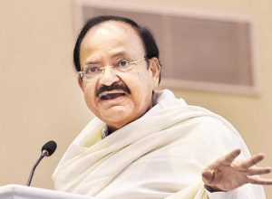 Vice President M Venkaiah Naidu tests positive for COVID, under home quarantine