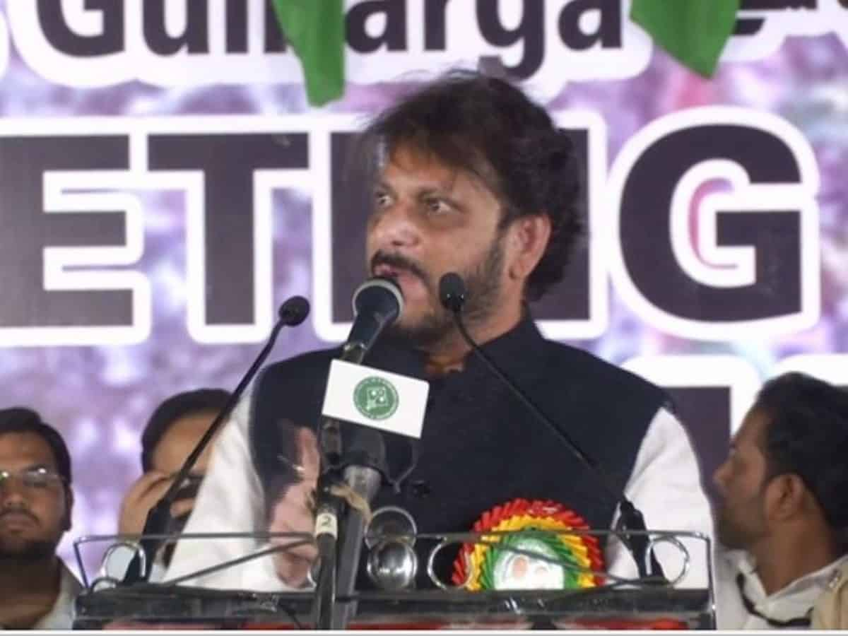 Was quoted out of context in CAA speech, says AIMIM leader Waris Pathan