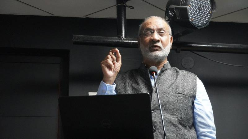 Our GDP growth rate nowhere near a five trillion economy: Economist Mohan Guruswamy