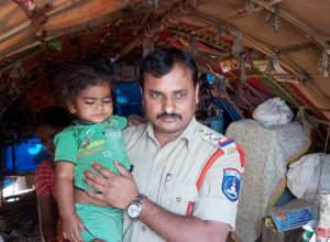 Kidnapped toddler rescued by Cyberabad police at Shamshabad