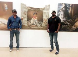 Hyderabad's Paul Brothers redefine art through their 'Art-Mill'