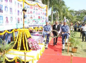 Tributes paid to AP, TS martyrs on first anniversary of Pulwama attack