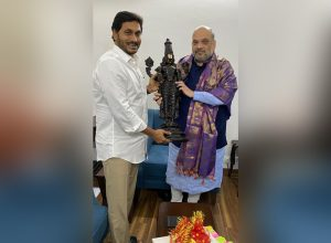 Council figures prominently in Jagan-Shah late-night meeting