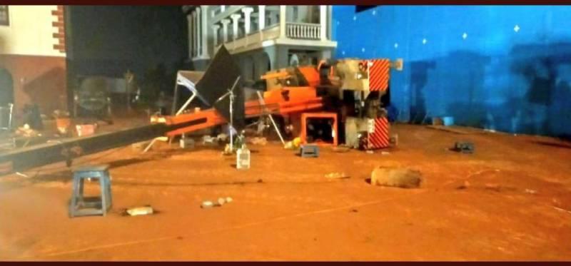 3 killed, 9 injured after crane crashes down during 'Indian 2' film shoot