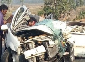 Road accidents kill eight people in Nellore