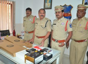 Three third party employees of Hyderabad Amazon arrested for cheating
