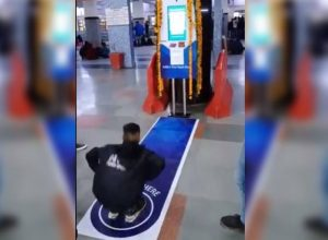 Get free platform tickets by doing squats in this Delhi station