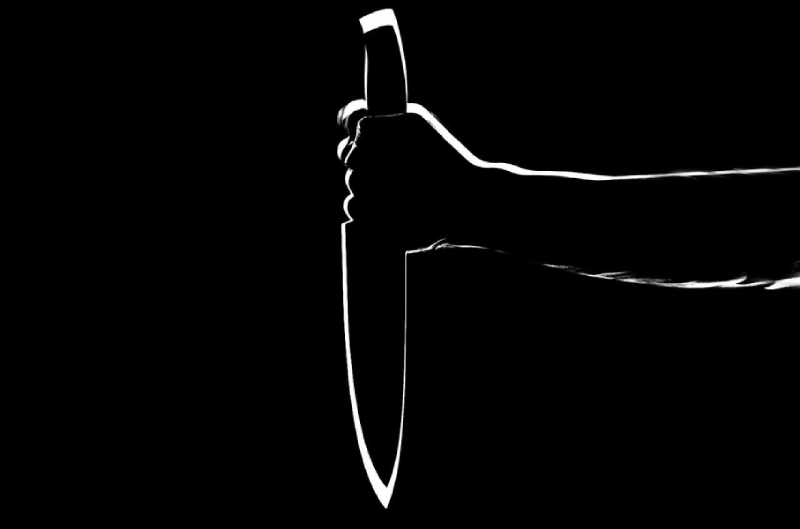 Son hacks father to death for mistreating daughter-in-law in Kamareddy