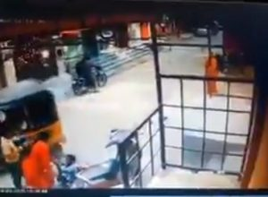 Hyderabad couple detained for beating child in full public view