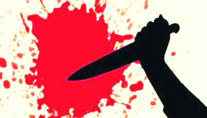 Youth stabbed to death in front of mother in Nalgonda
