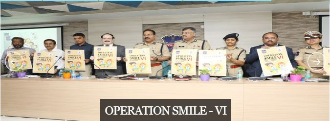 Operation Smile: Telangana Police rescue 3600 children in Jan