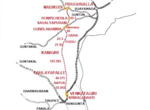 Railway Budget 2020: Rs 1,198 Cr for Nadikudi-Srikalahasti rail line