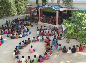 A Guntur school foregoes fifth standard as Gurukul beckons students