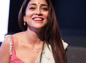 Shriya Saran confirms being part of SS Rajamouli's RRR