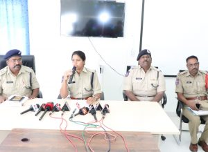Three year old mysterious weapon theft case cracked, accused arrested in Siddipet