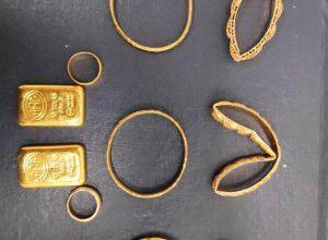Sudanese woman caught with smuggled gold at Rajiv Gandhi International Airport
