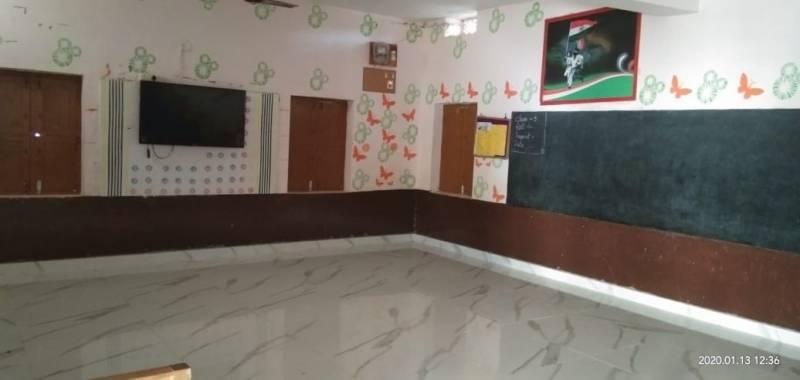 Vacant Fifth Classroom guntur school