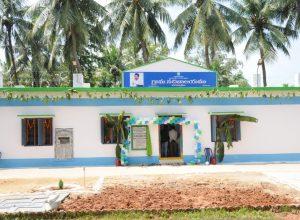 SC gives AP govt 4 weeks to remove YSRC colors; re-paint buildings