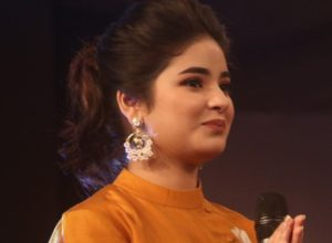 Kashmir continues to seesaw between hope, frustration: Zaira Wasim