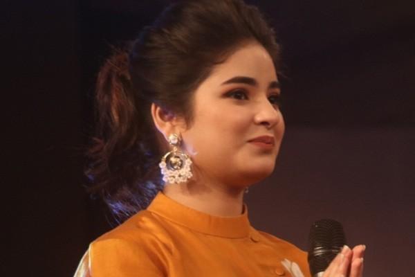 Kashmir continues to seesaw between hope, frustration: Zaira Wasim
