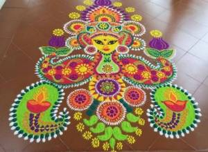 New Rangoli Designs: 15 Traditional Yet Creative Designs for 2020