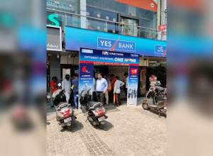 Yes Bank crisis: Account holders queue up for withdrawals in Hyderabad