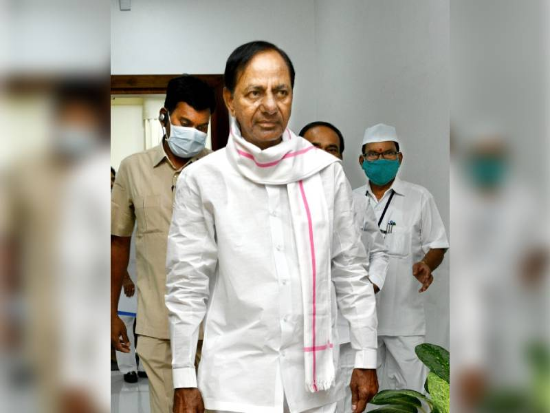 I have no issues with Jagan, but will not compromise on TS interests: KCR