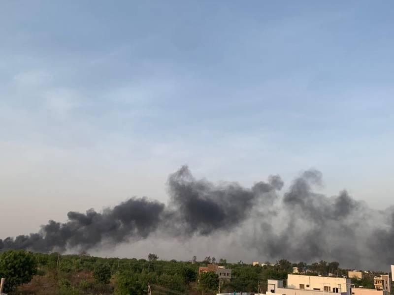 Blast at PNM Life Sciences near IDA Bollaram injures 3