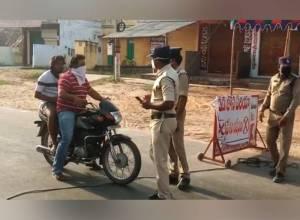 Officials lock homes in Guntur district to prevent spread of coronavirus