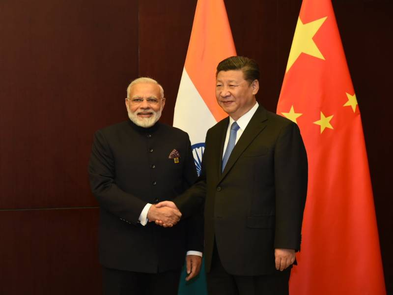 Mediation to delineate one LAC and India-China military disengagement