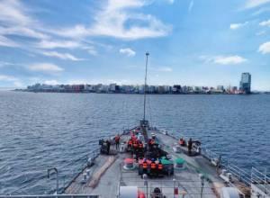 Operation Samudra Setu: Indian Navy evacuated 3992 stranded citizens in 55 days