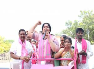 Tribal minister Satyavathi Rathod orders probe against TRS MLA's son after woman alleges threat to life