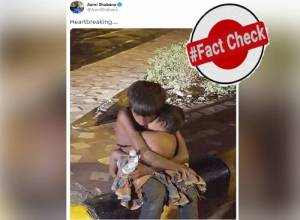 Fact Check: 'Heartbreaking' image shared by Bollywood actor Shabana Azmi is not of migrant children