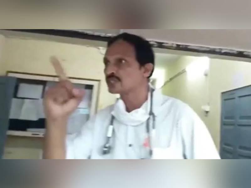 New twist in Dr Sudhakar Rao's case as CBI files FIR against him