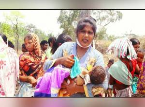 Sister of Guttikoyas: Meet T sub-registrar who doubles up as farm labourer to help Mulugu tribals