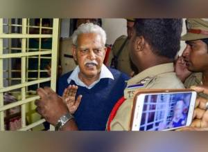 Revolutionary writer Varavara Rao admitted to JJ Hospital in Mumbai