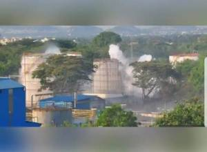 Vizag gas leak: Villagers stage peaceful sit-in, demand shifting of LG Polymers