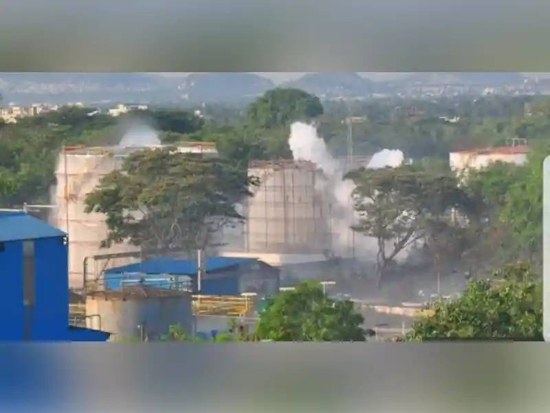 Vizag gas leakage: LG Polymers in trouble as 4000 page report reveals negligence
