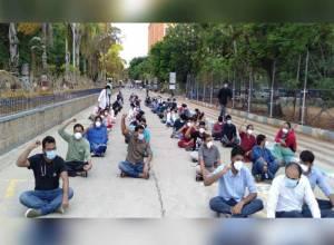 No assurance from Eatala; Gandhi PG docs' strike enters 3rd day