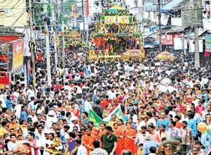 No chariot, no troupes: COVID 19 dampens 190-year-old Lord Jagannath Rath Yatra in Vizag