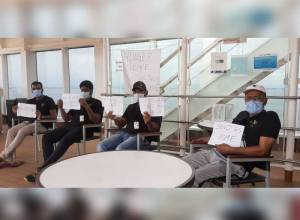 382 Indians, 12 from Telugu states, stranded in ship at Manila for 70 days