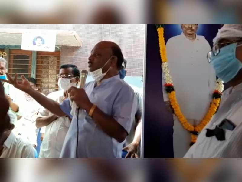 AP Mahila Commission demands arrest of TDP leader Ayyanna Patrudu for abusing woman official
