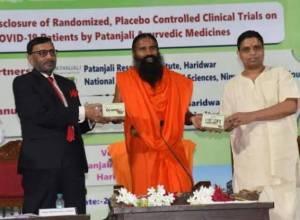 Ayush ministry asks Patanjali to furnish details of COVID drug