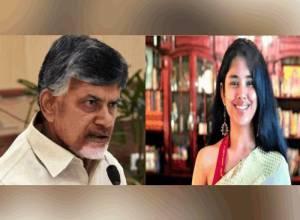 MANSAS Trust : Chandrababu, Sanchaita lock horns on Twitter