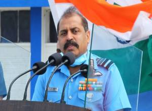We are not at war with China but prepared for any contingency: IAF chief RKS Bhadauria