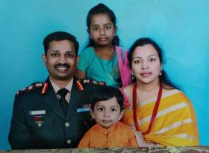 Col Santhosh Babu's wife appointed as Commercial tax officer in Telangana