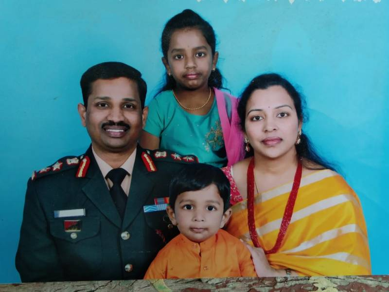 Col Santhosh babus wife appointed as Deputy Collector in Telangana
